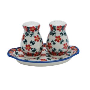 Salt and pepper shakers (A12 D20)
