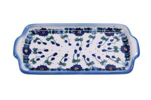 Tray with handles (A207 D40)