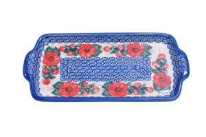 Tray with handles (A207 D15)