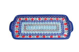 Tray with handles (A207 D30)
