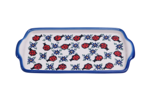 Tray with handles (A207 D18)
