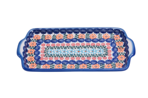 Tray with handles (A207 D35)