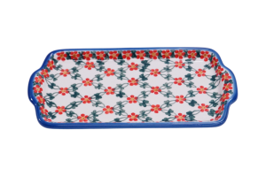 Tray with handles (A207 D20)