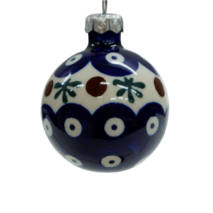 Small Christmas ornament (A233 D24)