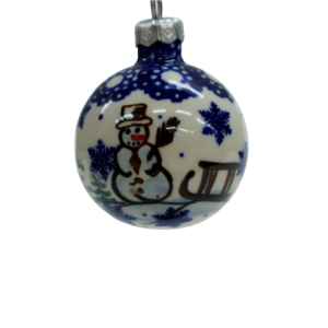 Small Christmas ornament (A233 D33)
