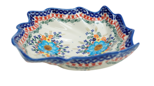 Large curly bowl (A190 D59)