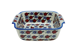 Small square dish ANDY (A156 D18)