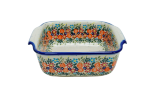 Small square dish ANDY (A156 D55)