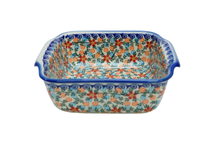 Small square dish ANDY (A156 D54)