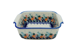 Small square dish ANDY (A156 D23)