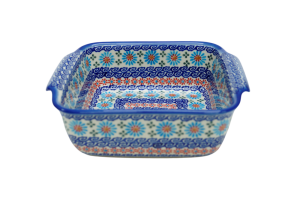 Small square dish ANDY (A156 D3)