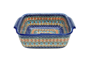 Small square dish ANDY (A156 D5)