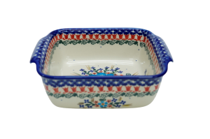 Small square dish ANDY (A156 D59)
