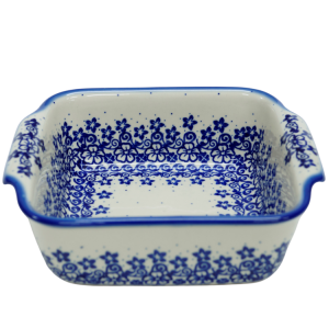 Small square dish ANDY (A156 D27)