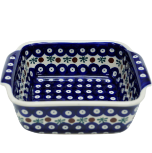 Small square dish ANDY (A156 D24)