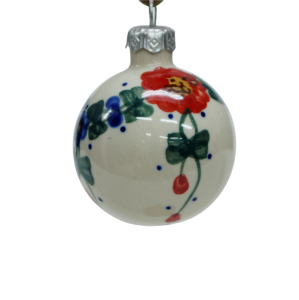 Small Christmas ornament (A233 D10)
