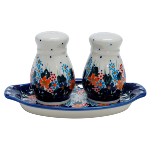 Salt and pepper shakers (A12 D23)