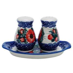 Salt and pepper shakers (A12 D15)