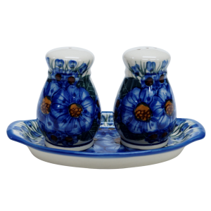 Salt and pepper shakers (A12 D36)