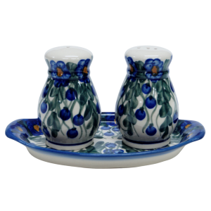 Salt and pepper shakers (A12 D31)