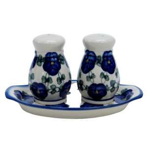 Salt and pepper shakers (A12 D4)