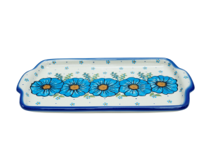Tray with handles (A207 D102)