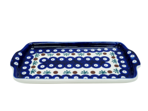 Tray with handles (A207 D24)
