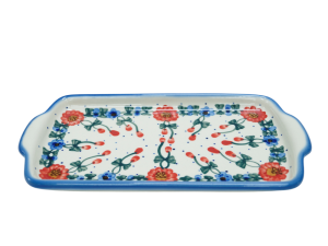Tray with handles (A207 D10)