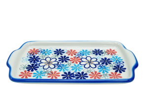 Tray with handles (A207 D44)